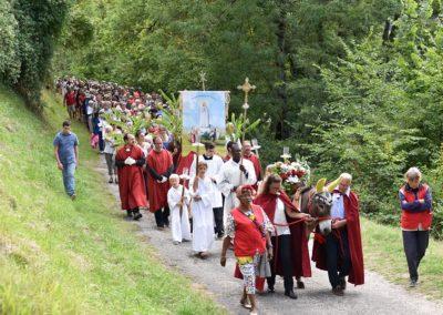 Procession 15.08.2